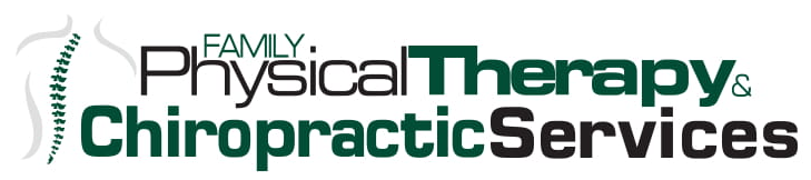 Family Physical Therapy Chiropractic Services Logo