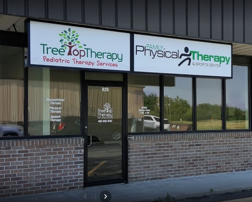 Gretna Family Physical Therapy Location