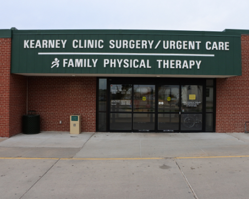 Kearney Clniic- Family Physical Therapy