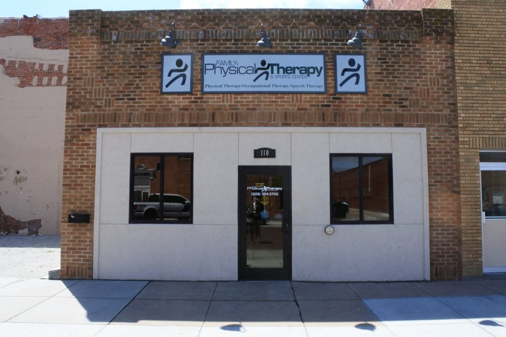 Lexington Family Physical Therapy- 110 West 5th Street