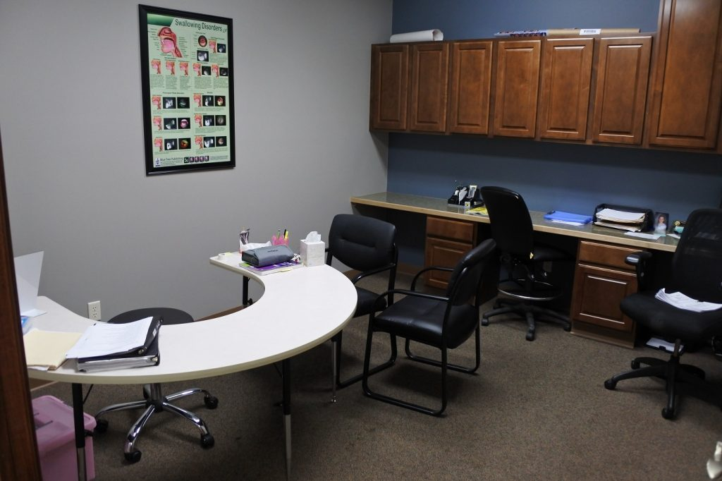 Speech Treatment Room