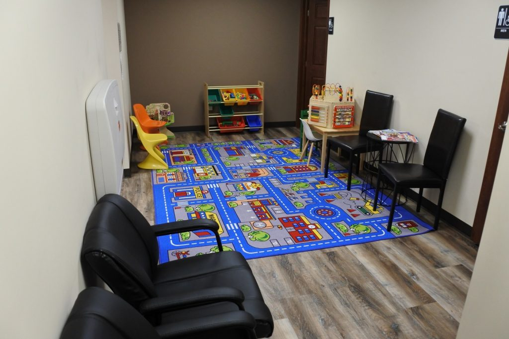 Pediatrics Play Waiting Room