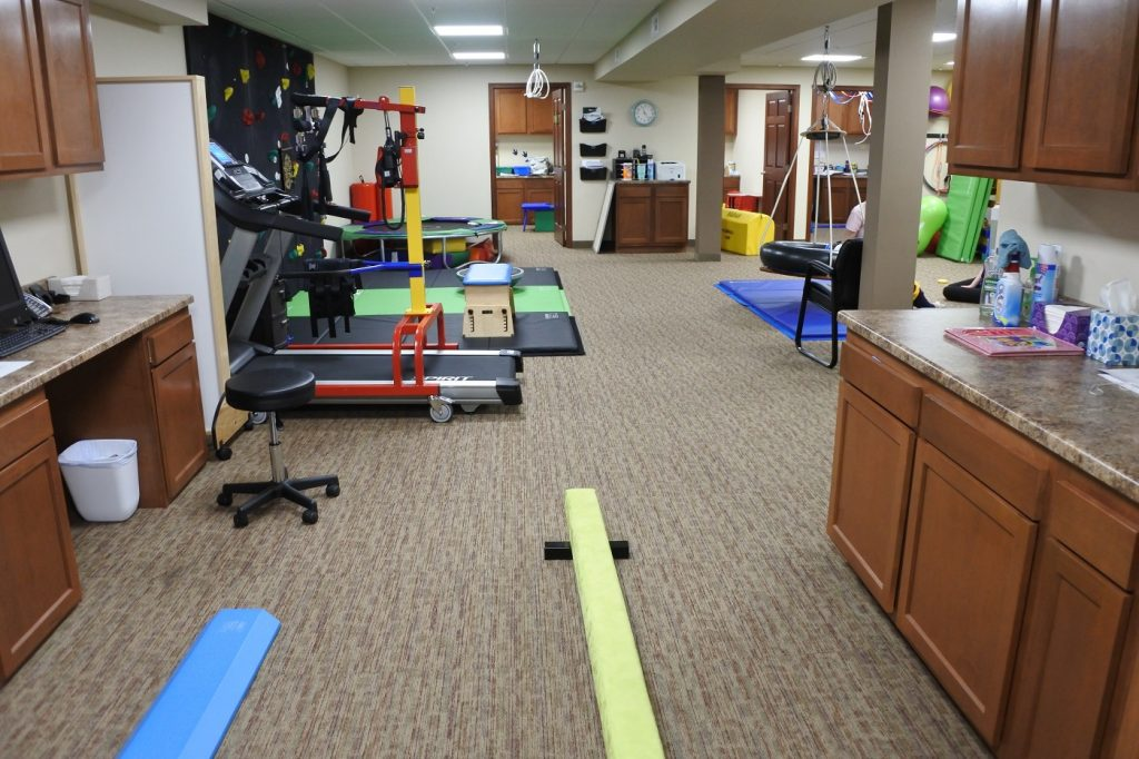 Pediatrics Gym