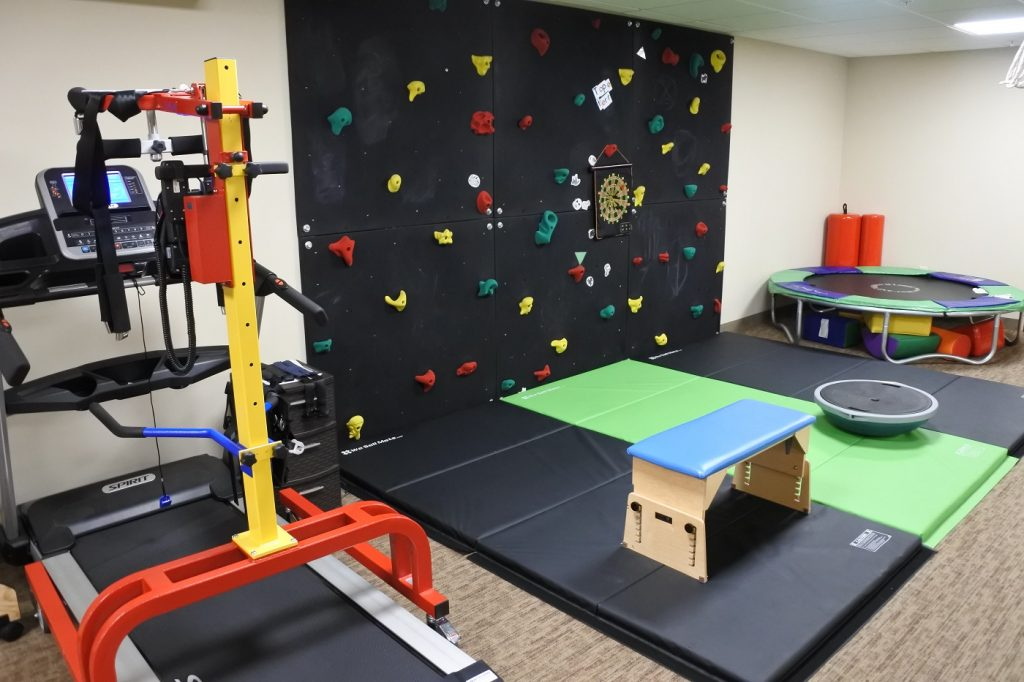 Gym- Rock Climbing Wall