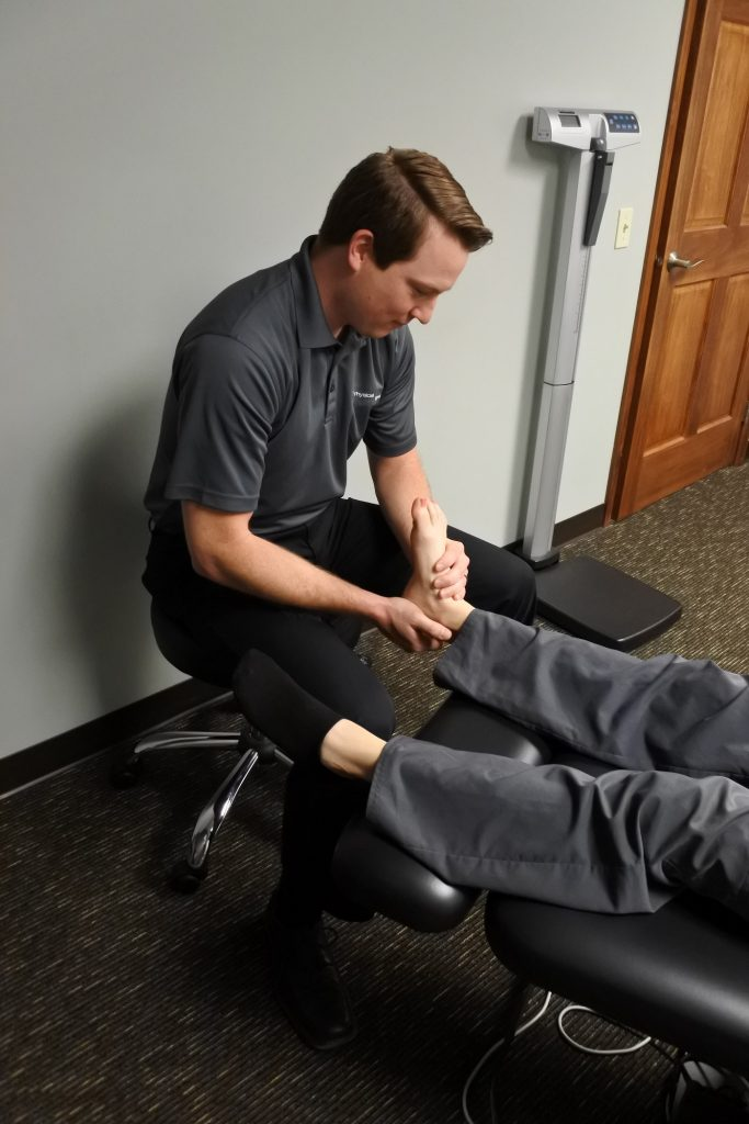 Chiropractic Treatment- Foot/Ankle