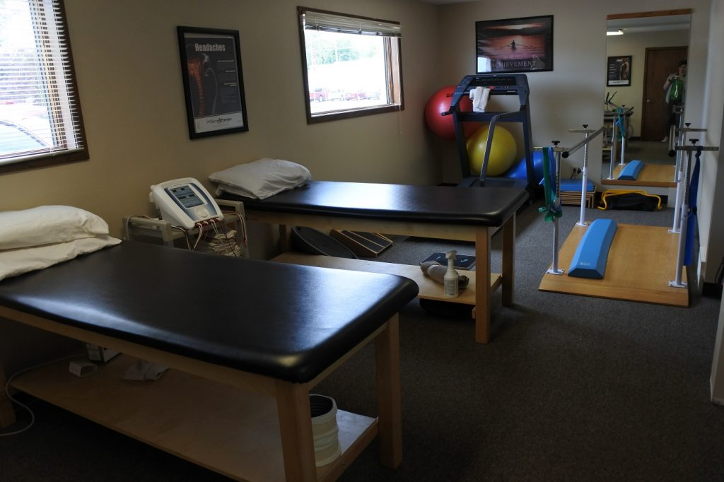 Gym- Treatment Tables
