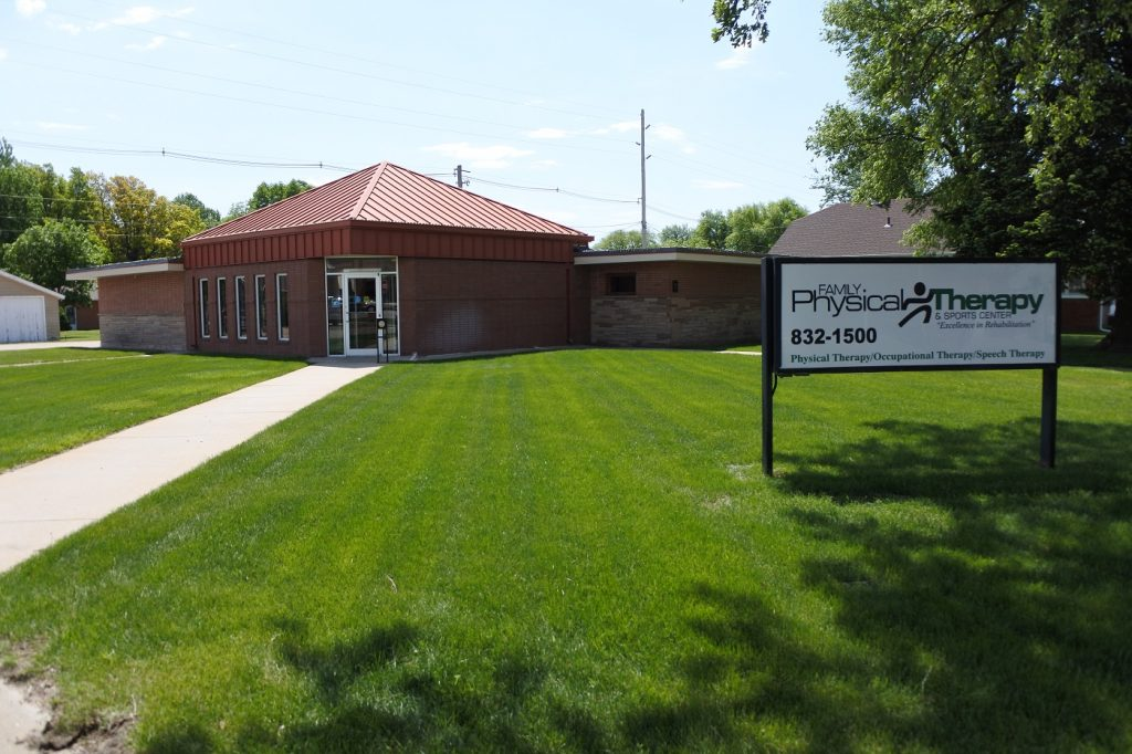 Minden Family Physical Therapy- 244 North Minden- Minden NE