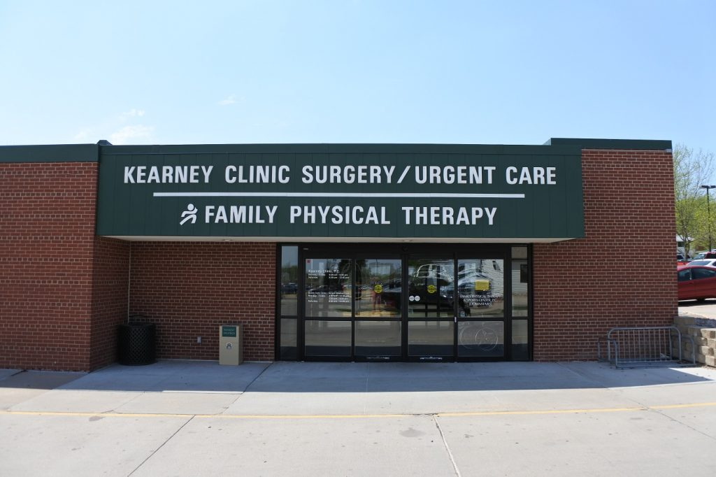 Kearney Clinic Location- 211 West 33rd St.