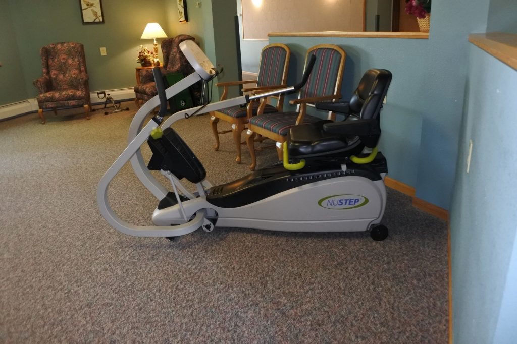 NuStep Exercise Bike