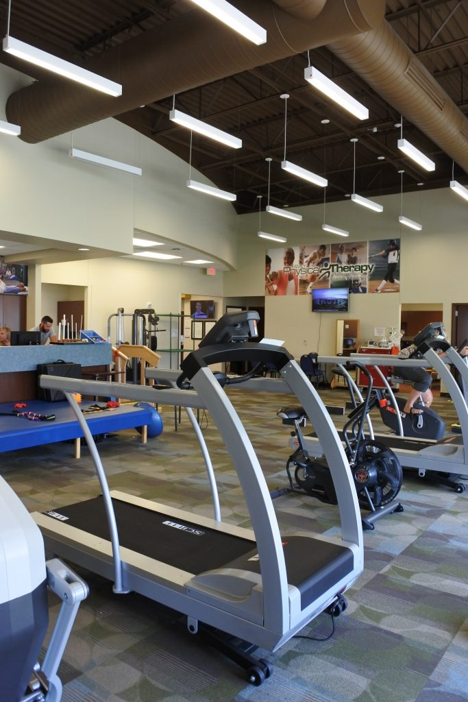 Kearney Regional Hospital Gym- Inpatient and outpatient