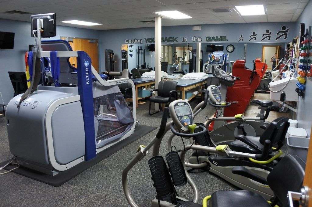 Kearney Clinic- Main Clinic Gym