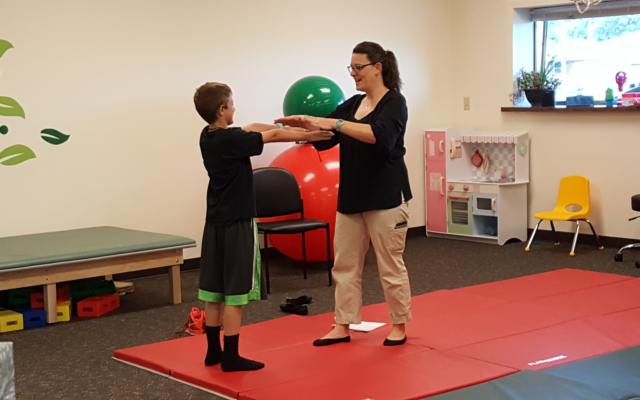 Pediatric Occupational Therapy